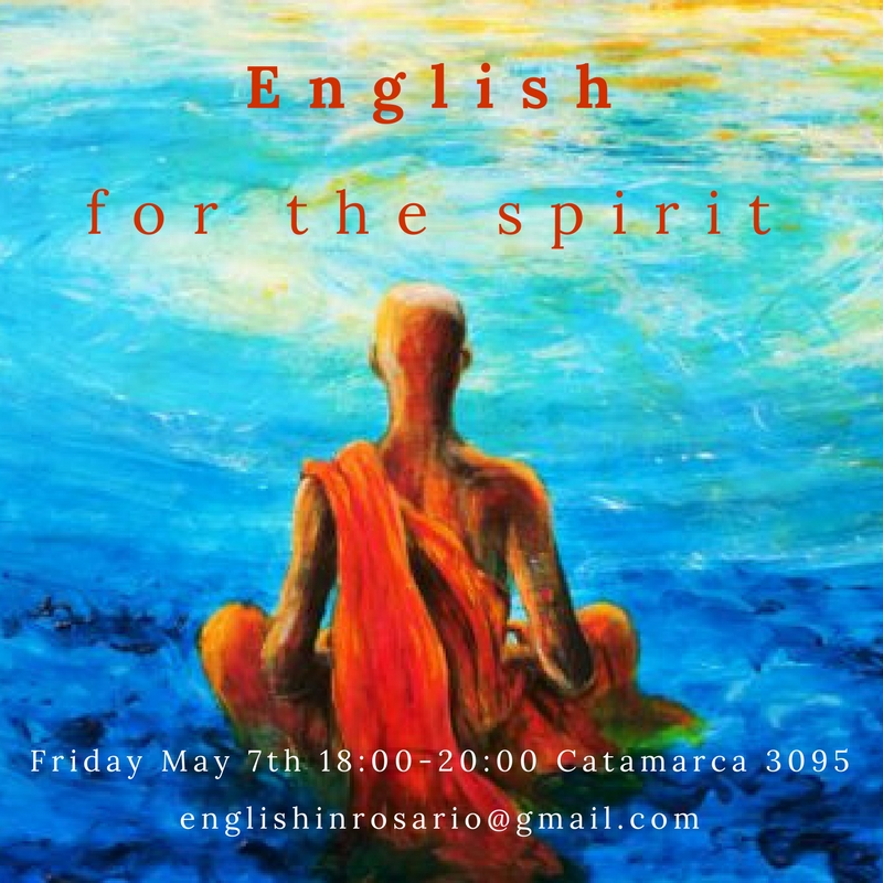 English for the spirit