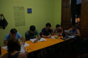 prepararte para el TOEFL en Rosario